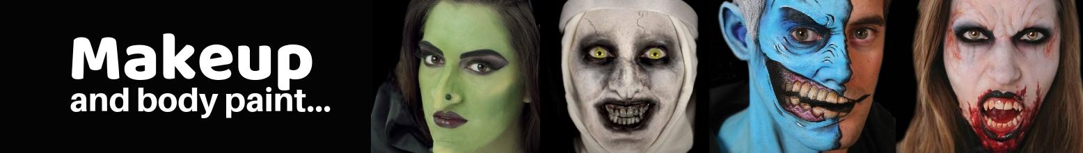 Makeup & Body Paint