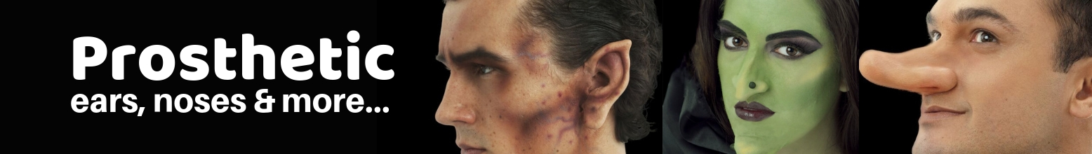 Prosthetic Ears, Noses & More