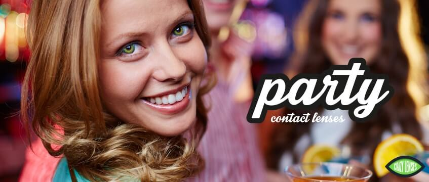 Party Contact Lenses